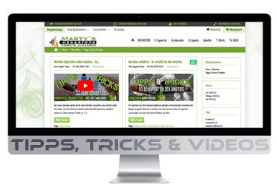 Tipps, Tricks & Video Dampfer Blog